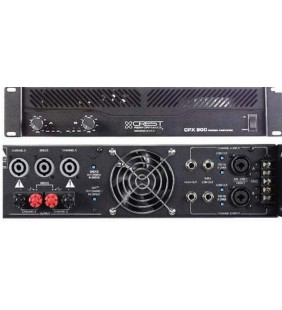 Amplificateur CREST AUDIO - CPX 900