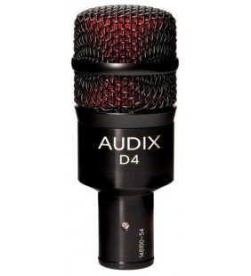 MICRO AUDIX D4