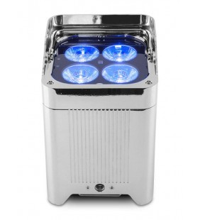 Projecteur a leds CHAUVET - WELL FIT CHROME