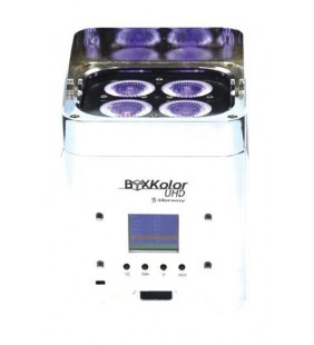 Projecteur a led STARWAY - BOXKOLOR UHD (CHROME)