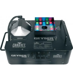 Fumée & Effets spéciaux CHAUVET - GEYSER RGB