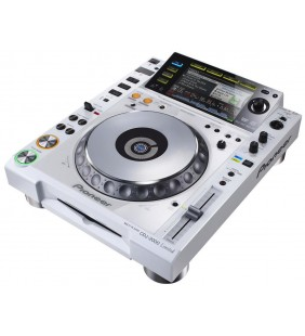 Platine cd/usb PIONEER CDJ2000 WHITE EDITION