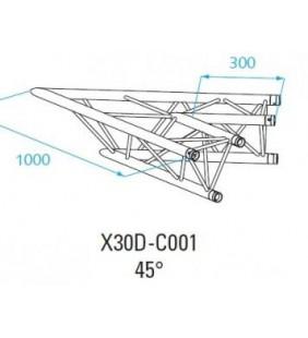STRUCTURE X30D-C001